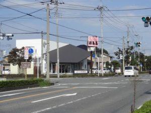 富岡製糸場 無料駐車場