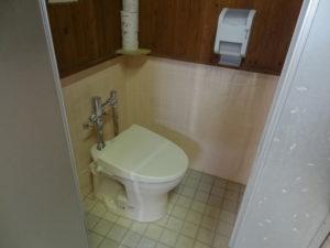 桜山公園 トイレ