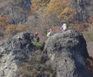 妙義山 紅葉