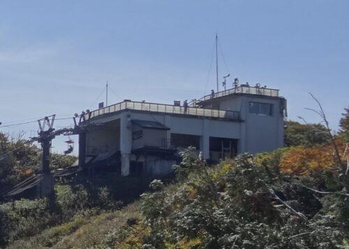 天神峠駅 展望台